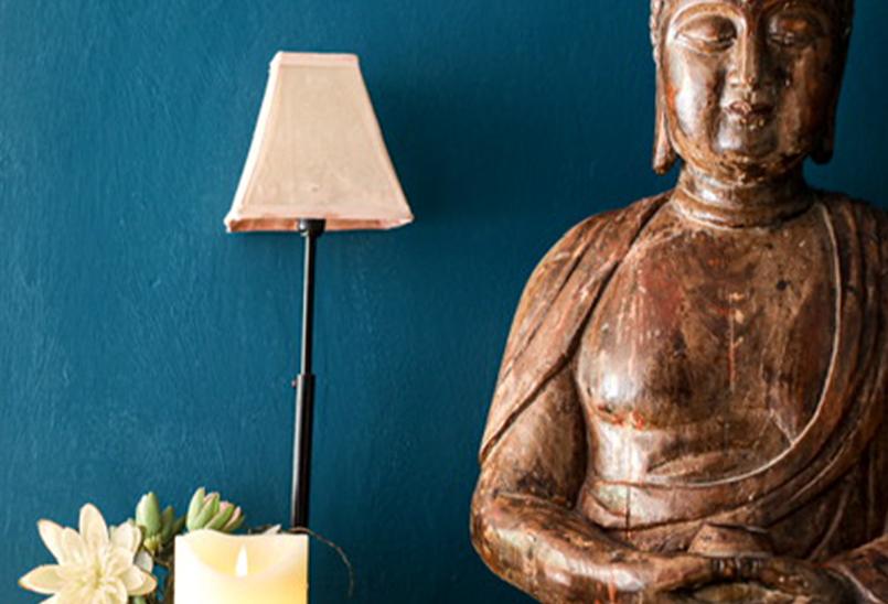 Boudha bulle méditation Yogarose