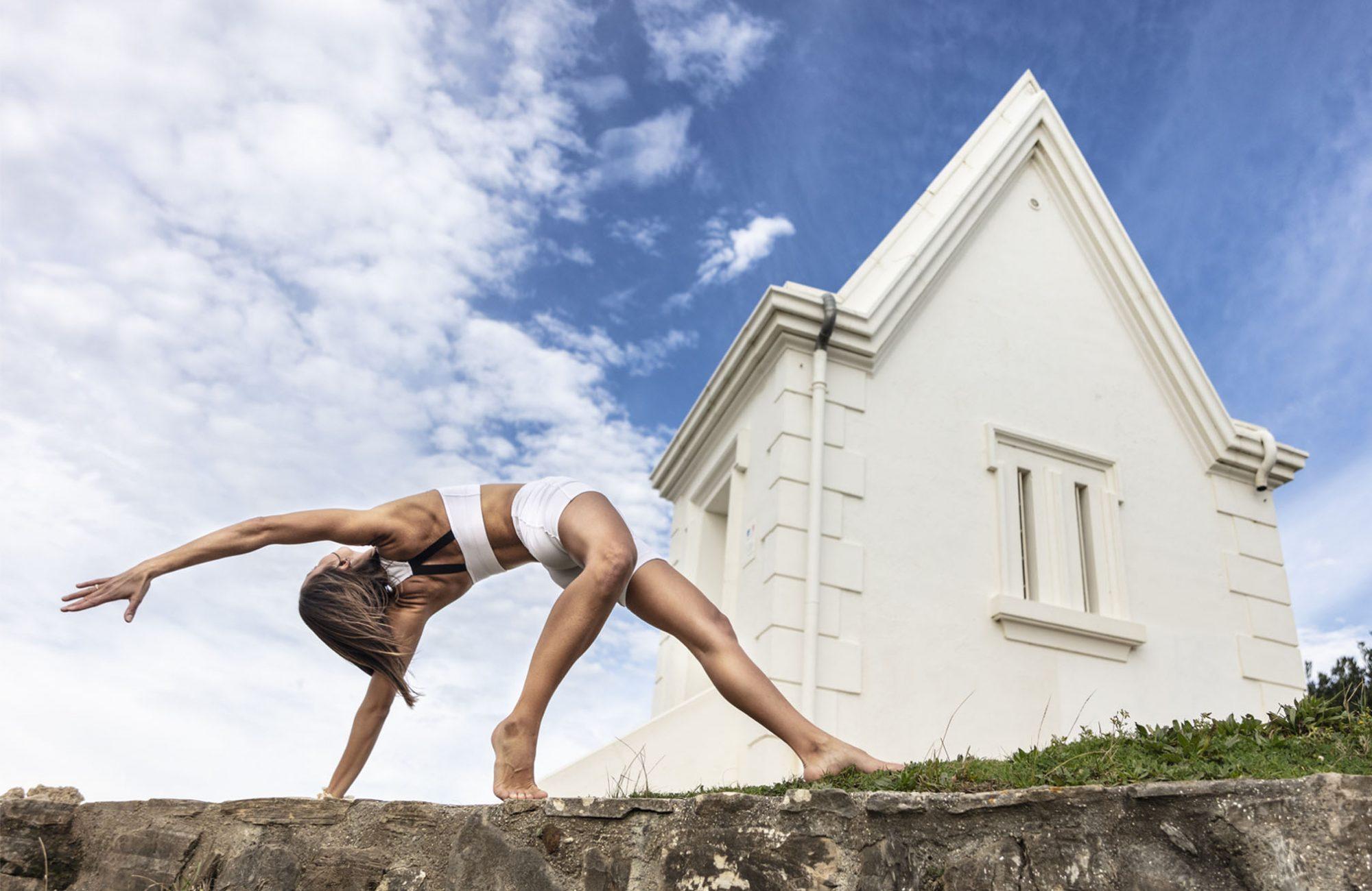 Jenni Yoga Mood Yogarose Biarritz