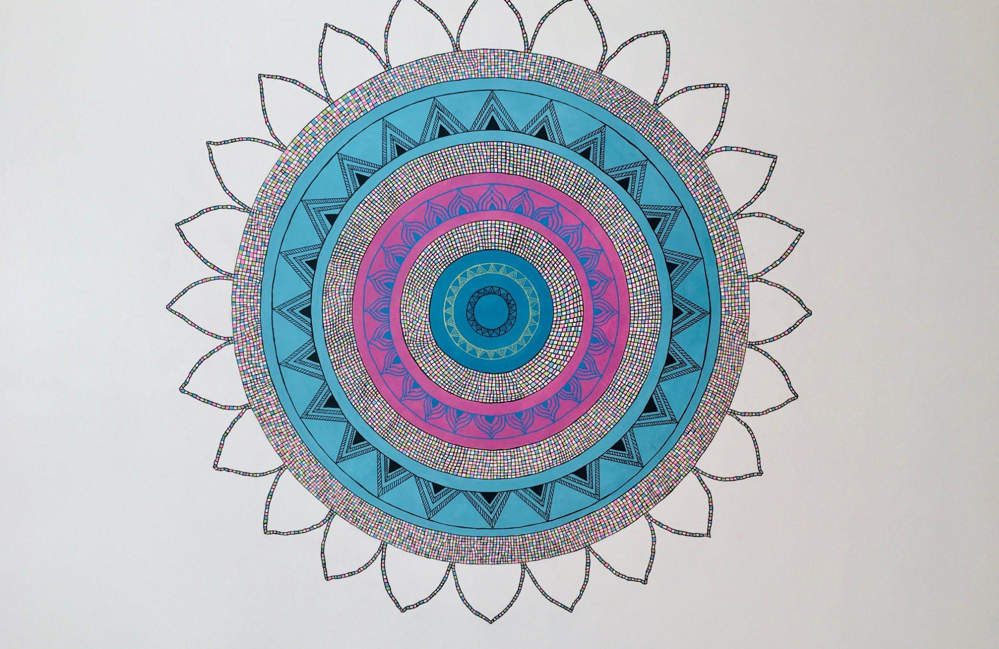 Mandala Yogarose Biarritz