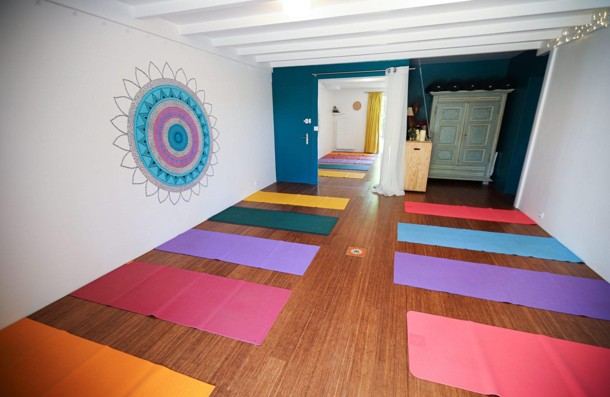 Studio Yogarose Biarritz