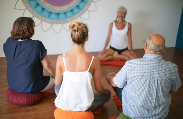 Yogarose Biarritz Méditation