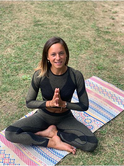 Jenni Yogarose Biarritz